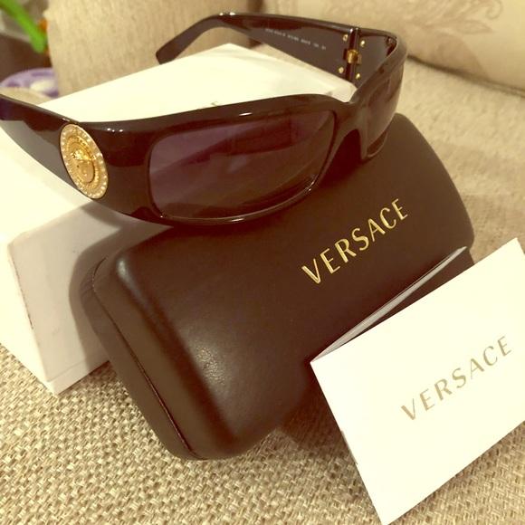 8d9a3ca33580 Versace Ltd Edition Sunglasses